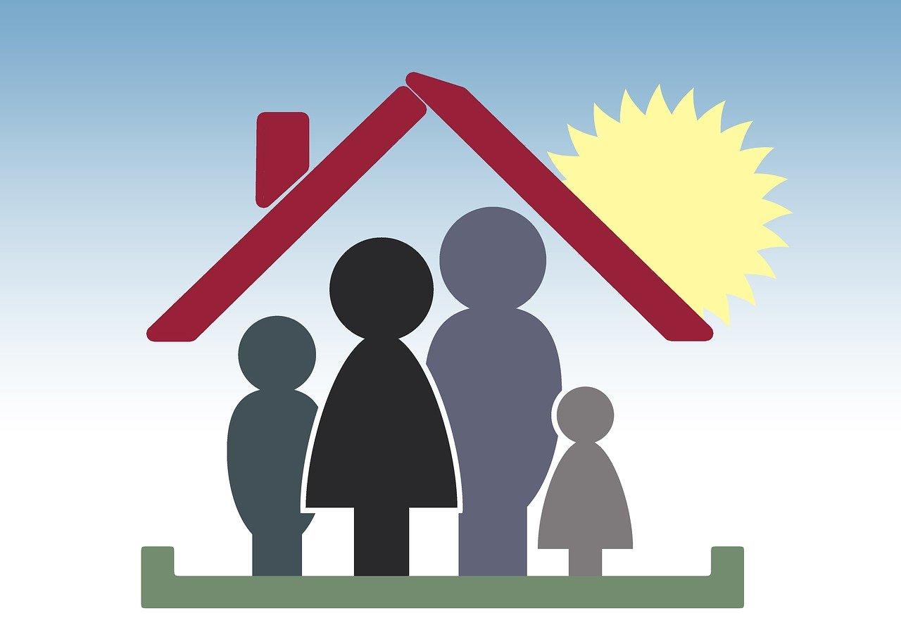 Małe mieszkanie – duża rodzina. Jak urządzić wnętrza, aby było funkcjonalne, pomimo niewielkiej kubatury