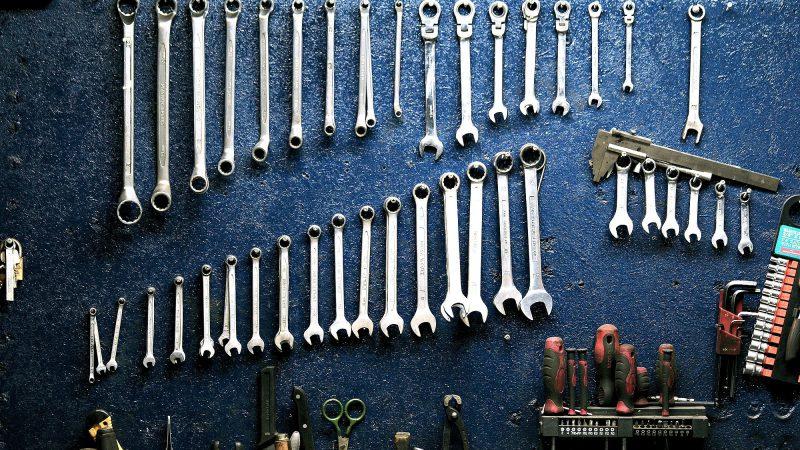 uchwyty narzędzia