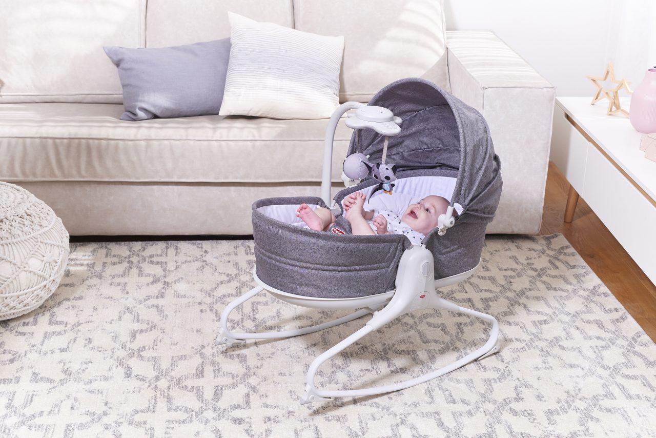 Leżaczek-bujaczek dla dziecka – największe zalety