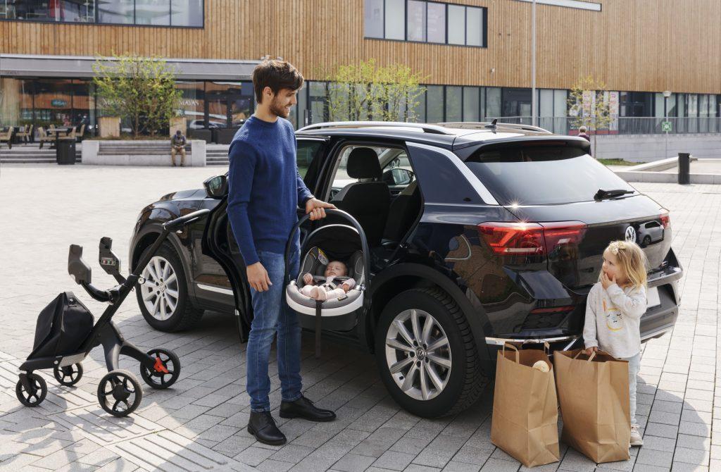 Fotelik samochodowe dla dzieci 0-13 kg