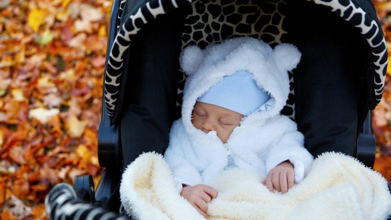 śpiworek dla noworodka