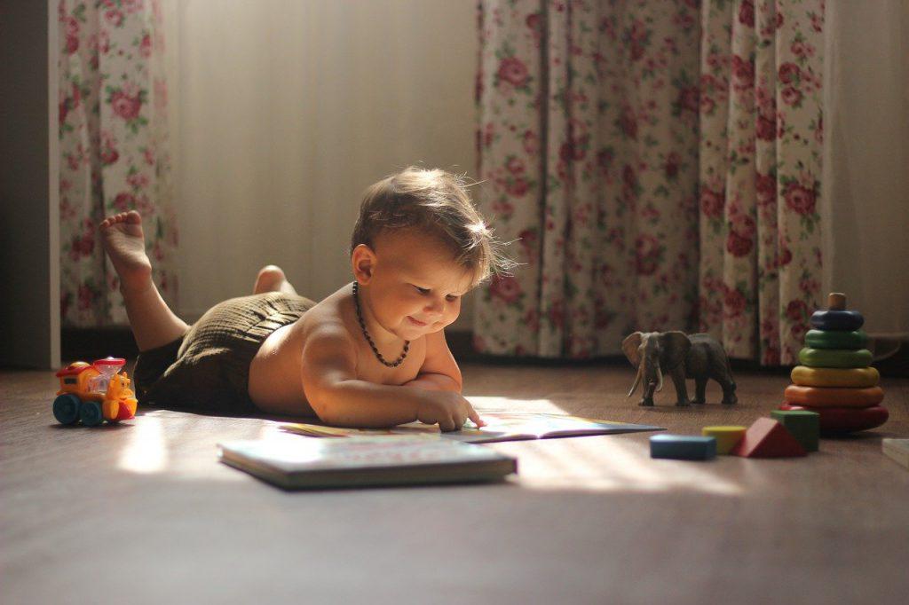 dedykacja do książki dla dziecka
